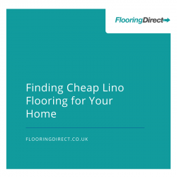 Find your cheap lino flooring at Flooring Direct