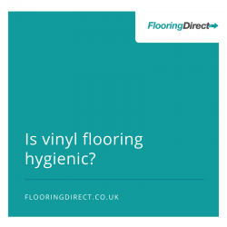 Is vinyl flooring hygienic?