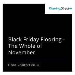 black friday flooring deals