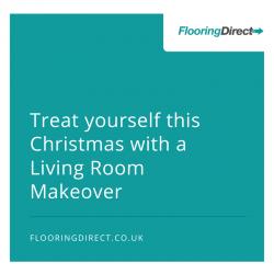 Get vinyl flooring installed by Christmas