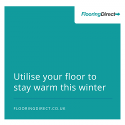 Keeping warm with carpets