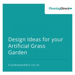 Design Ideas for your artificial grass garden