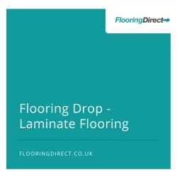 laminate flooring - flooring drop