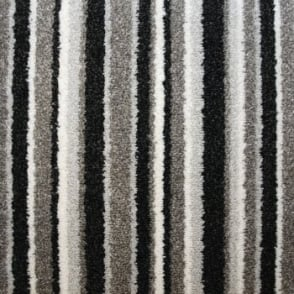 Splendid Saxony Granite Stripe Carpet