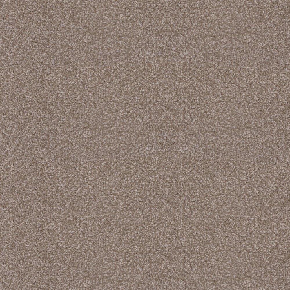 Splendid Saxony Light Brown Carpet