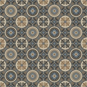 Lifestyle baroque vinyl flooring amadora 090 for Bodendirect uk