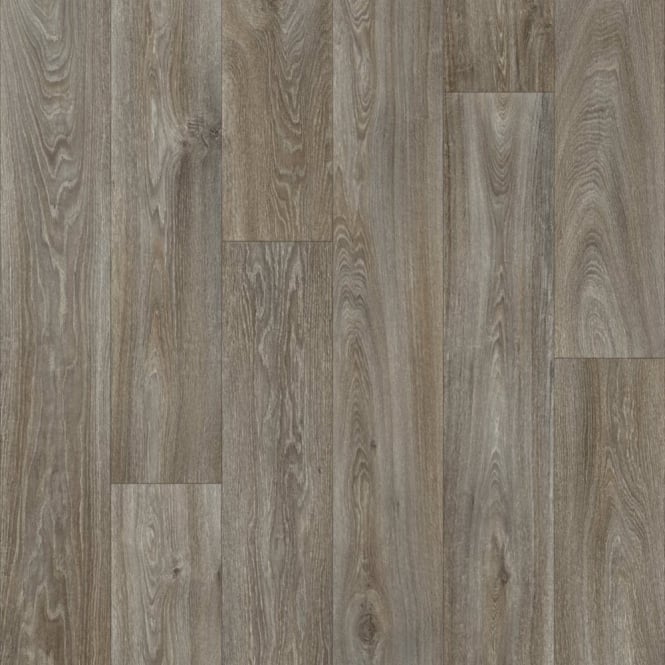 Havanna Grey Oak Vinyl Flooring Quality Lino Flooring