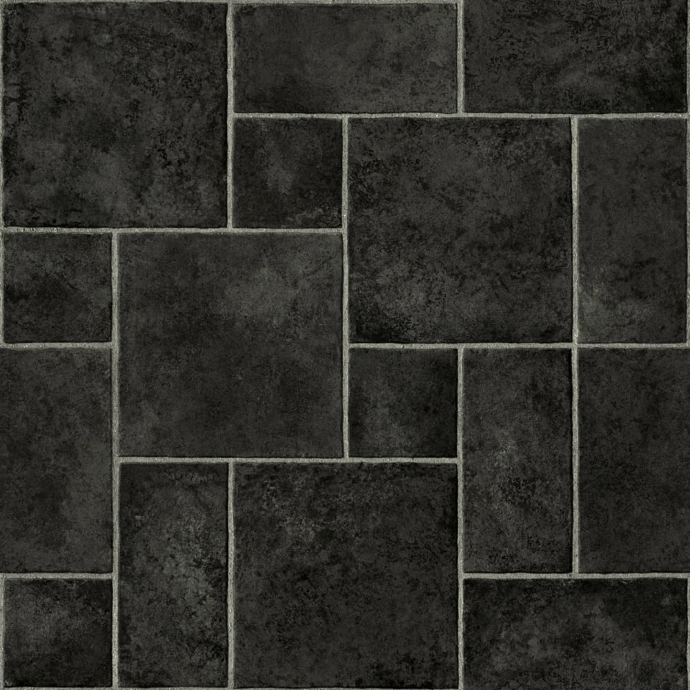 ... Beauflor Pacific Siena Black Vinyl Flooring. U2039