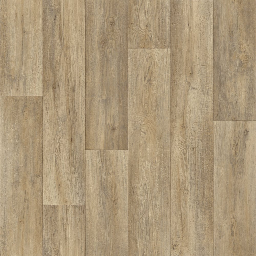 Spirit Silk Oak Light Vinyl Flooring
