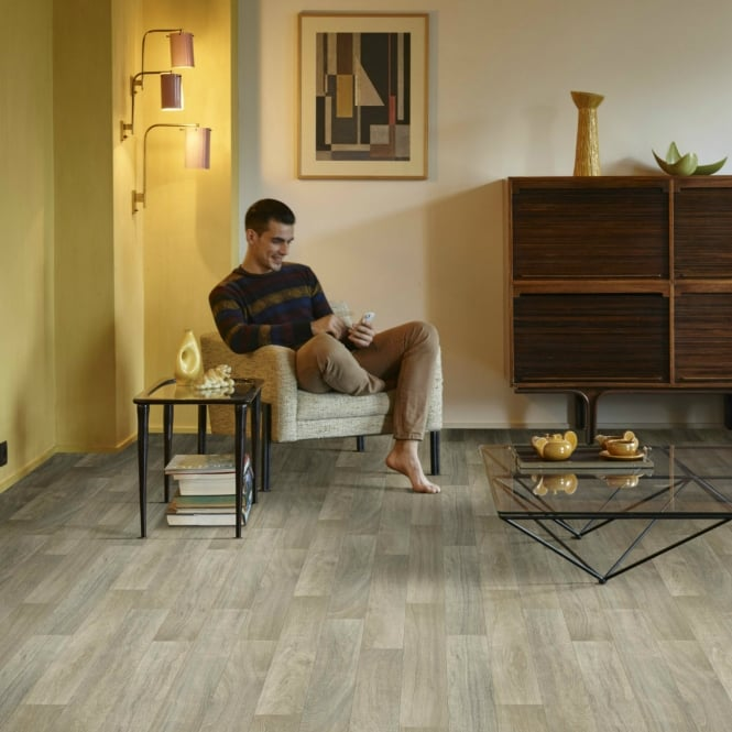 Beauflor Vinyl Flooring 4 5mm Thick Natural Oak