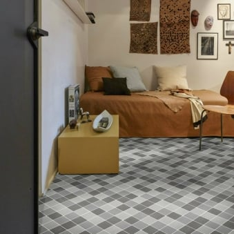 Brooklyn New Yankee Multi Vinyl Flooring