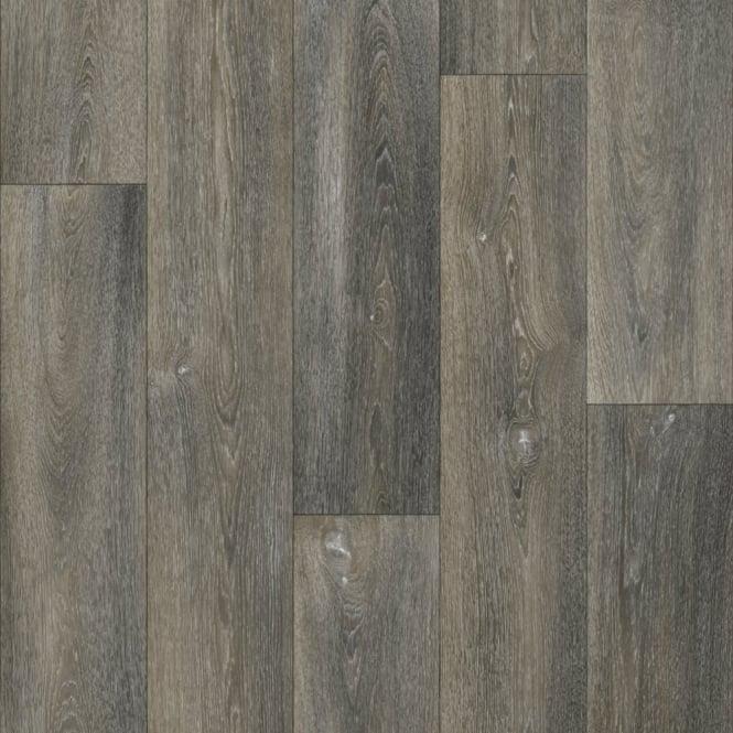 Columbian oak grey vinyl flooring quality lino for Oak effect lino flooring