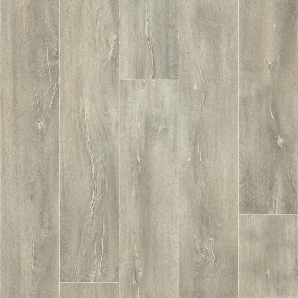 Cracked Light Oak Vinyl Flooring Quality Lino Flooring