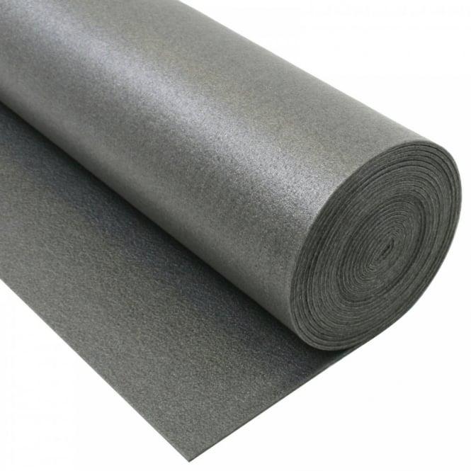 The SilverGlo Crawl Space Wall Insulation System |Graphite Foam