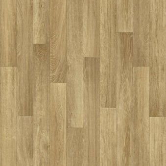 Taurus Natural Oak 163M Vinyl Flooring 3.5mm