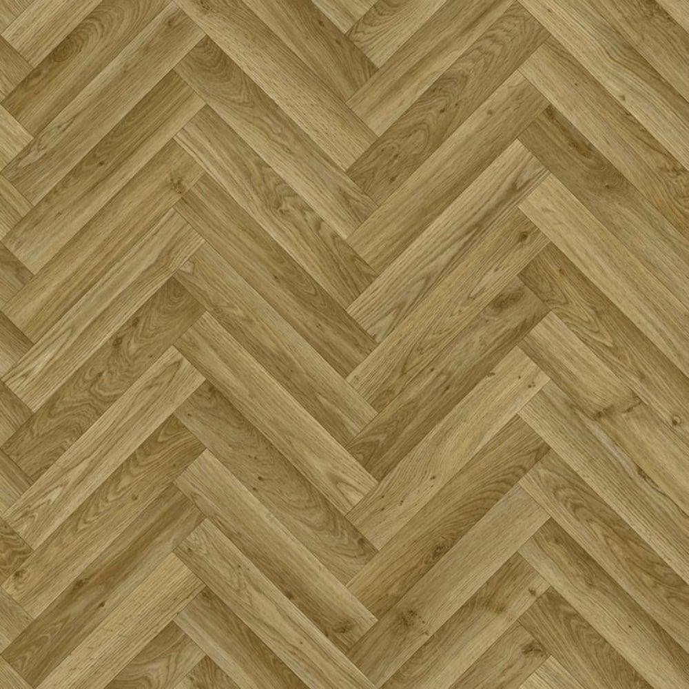 taurus oak chevron vinyl flooring quality lino. Black Bedroom Furniture Sets. Home Design Ideas