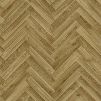 Taurus Oak Chevron 116M Vinyl Flooring 3.5mm
