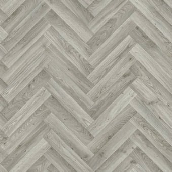 Taurus Oak Chevron 906L Vinyl Flooring 3.5mm
