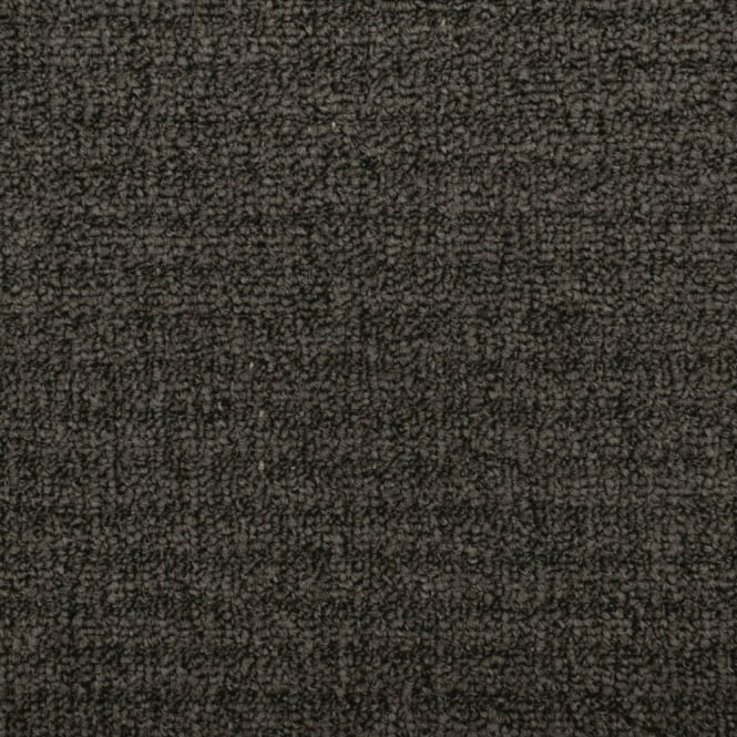 Haydock Charcoal Berber Carpet Flecked Twist Carpet