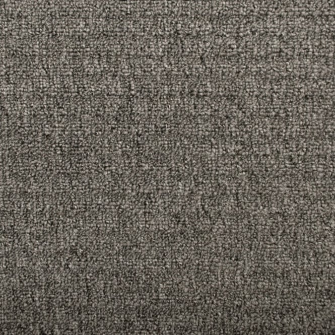 Haydock cyber grey berber carpet flecked twist carpet for Black and white berber carpet