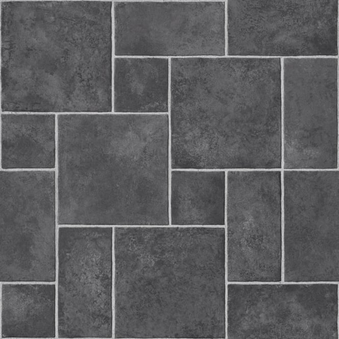 Lifestyle Floors Lifestyle Long Island Columbus Slate 4mm Vinyl Flooring. U2039