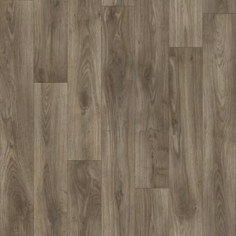 Lifestyle Long Island Yonkers Dark Oak 4mm Vinyl Flooring
