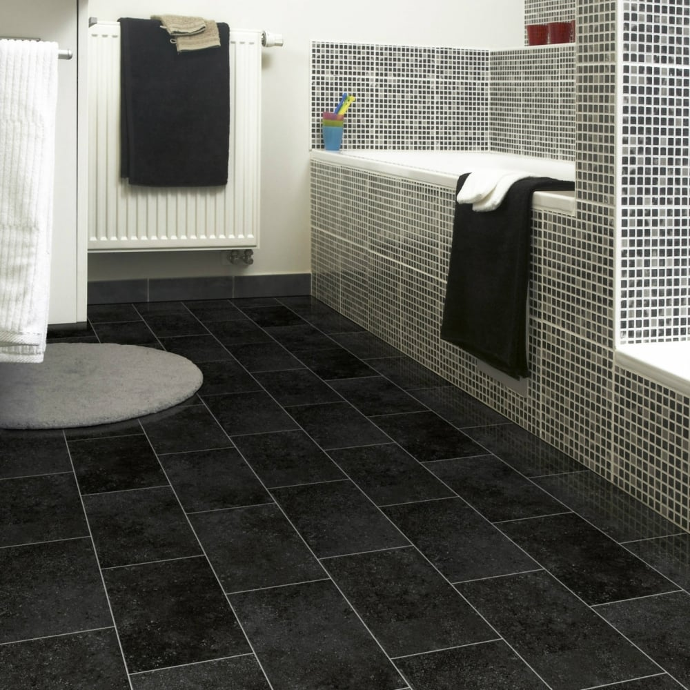 black laminate flooring for bathrooms pacific vinyl flooring buy cheap budget vinyl 22769