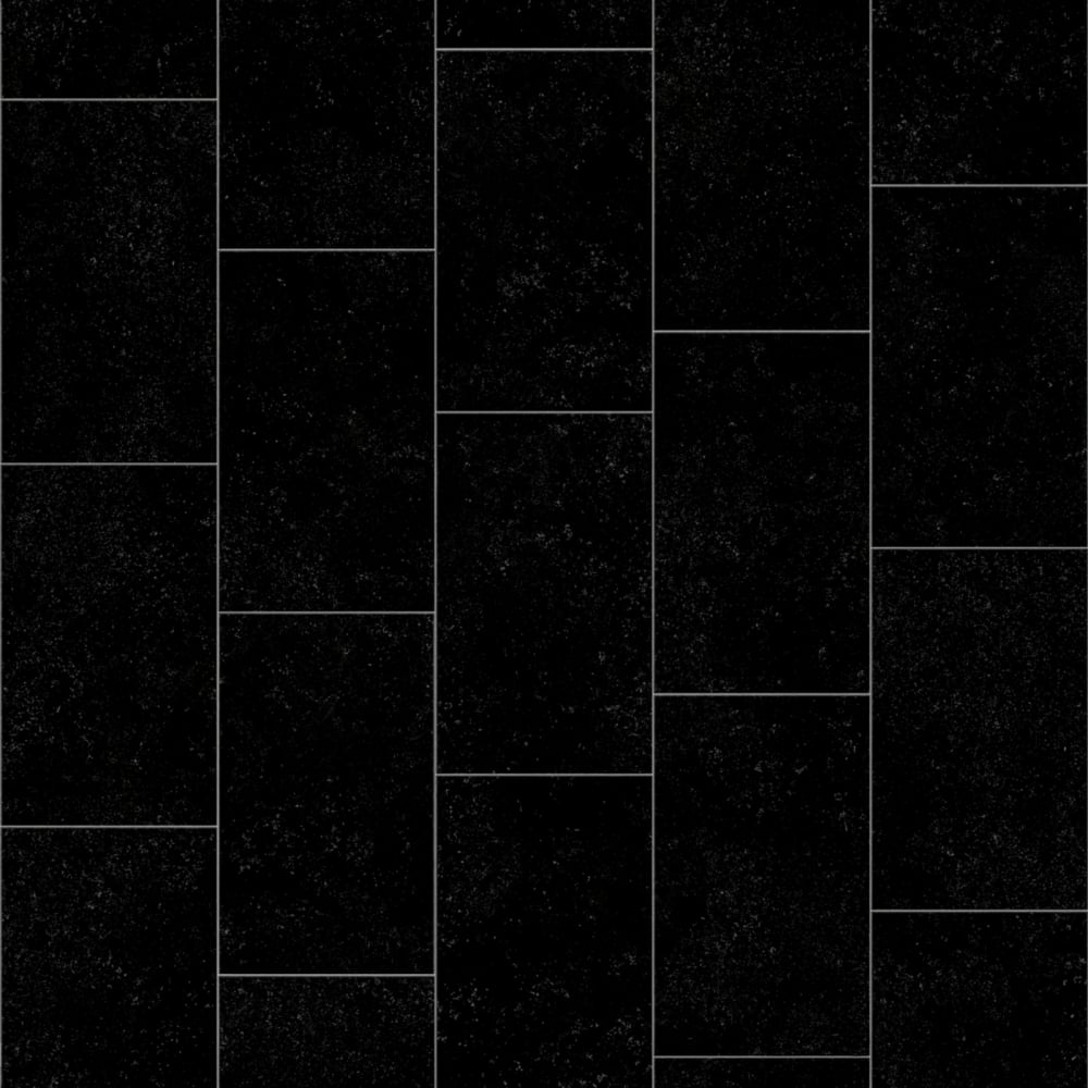 ... Beauflor Pacific Kent Black Vinyl Flooring. U2039