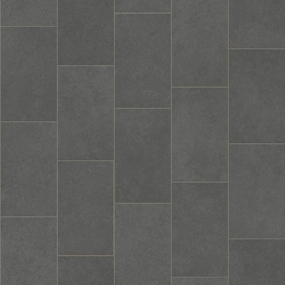 Pacific vinyl flooring grey oblong tile design flooring direct beauflor pacific kent grey vinyl flooring dailygadgetfo Images