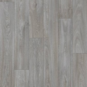 Queens Havanna Grey Vinyl Flooring