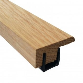 Solid Oak End Cap