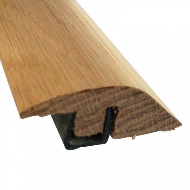 solid oak ramp edge flooring profiles 900mm 2700mm. Black Bedroom Furniture Sets. Home Design Ideas