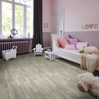 Spirit Natural Oak Vinyl Flooring