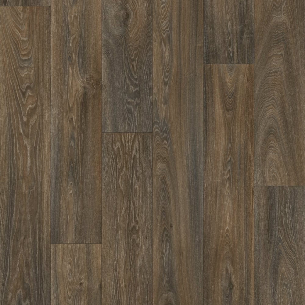 Beauflor Vinyl Flooring 4 5mm Thick Dark Oak